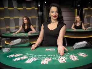 Players Prefer Live Casino Games When Gambling Online