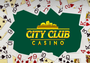 City Club Casino works together with Playtech