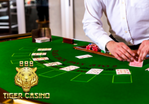 888 Tiger Casino is perfectly designed